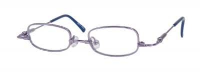 Erin's World frame style number EW-01 in lilac