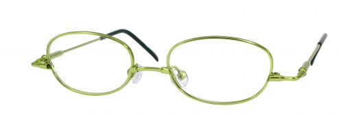 Erin's World frame style number EW-03 in light green