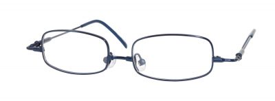 Erin's World frame style number EW-04 in navy
