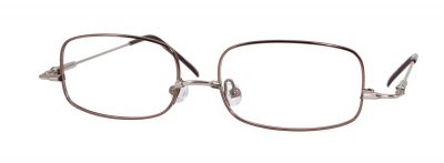 Erin's World frame style number EW-05 in matt silver