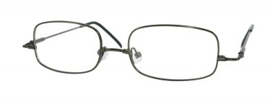 Erin's World frame style number EW-05 in dark green