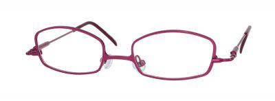Erin's World frame style number EW-07 in red