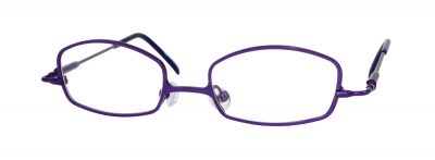 Erin's World frame style number EW-07 in dark violet