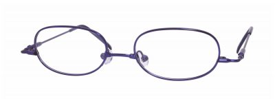 Erin's World frame style number EW-09 in blue