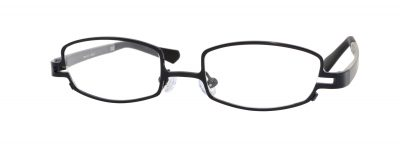 Erin's World frame style number EW-11 in shiny black