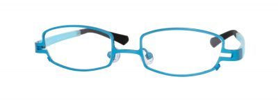 Erin's World frame style number EW-11 in bright blue