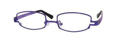Erin's World frame style number EW-11 in dark violet
