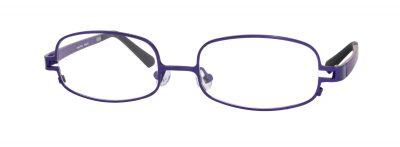 Erin's World frame style number EW-12 in dark violet
