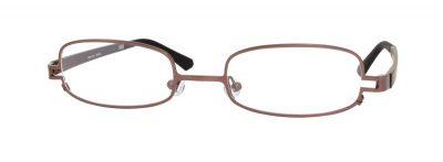 Erin's World frame style number EW-13 in matt brown